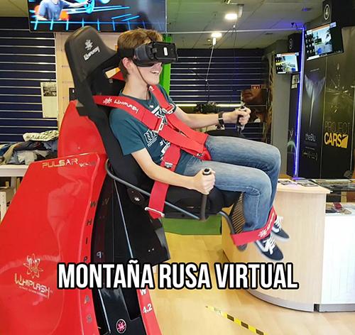 Montaña Rusa Virtual